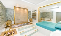 Spa Treatment or Moroccan Bath or Both with Optional Facial at In Vogue Ladies Beauty Saloon (Up to 84% Off)