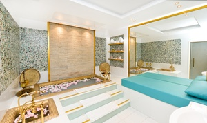 In Vogue Ladies Beauty Saloon: Spa Treatment or Moroccan Bath or Both with Optional Facial at In Vogue Ladies Beauty Saloon (Up to 84% Off)