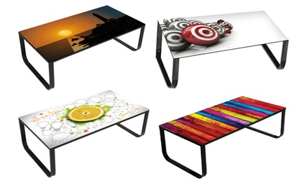 Tavolino da caffè disponibile in varie fantasie