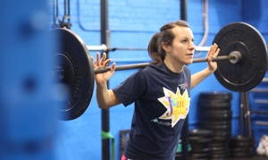 CrossFit Agon: One or Two Months of Unlimited Classes at CrossFit Agon (59% Off)
