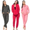 Zip Up or Cowl Neck Sweatshirts Mystery Deal