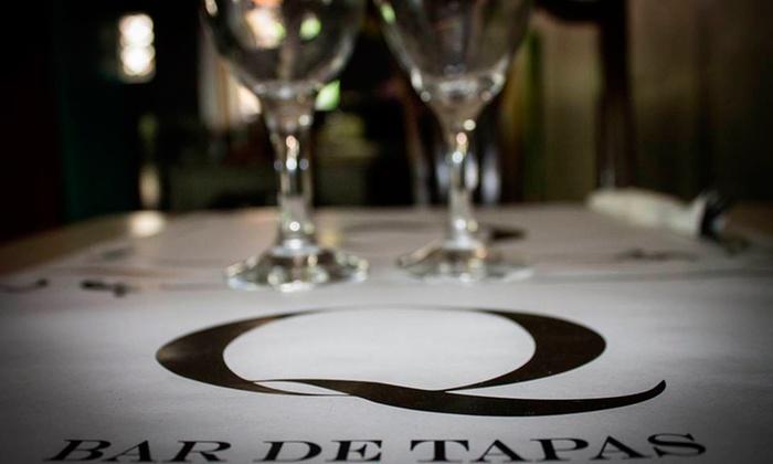 Q - Bar De Tapas - San Isidro: Desde $299 por tapeo con cerveza para dos o cuatro en Q - Bar De Tapas
