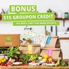 HelloFresh MealKit + $15 Groupon Credit