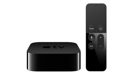 Apple TV 4th Generation 32GB for £129 With Free Delivery (7% Off)