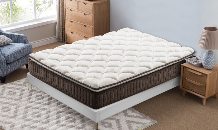 matelas riviera sampur m moire forme groupon. Black Bedroom Furniture Sets. Home Design Ideas
