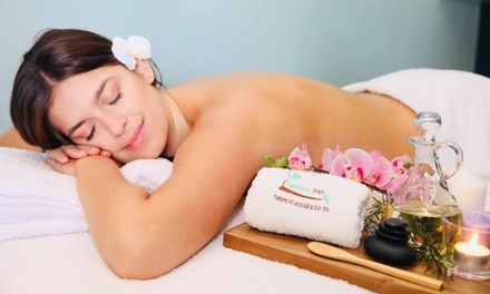Massage for One ($59) or Massage and Body Scrub for Two People ($149) at Harmony Tree Therapeutic Massage and Day Spa