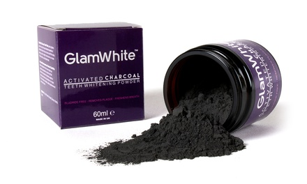 1, 2 o 3 polvos blanqueadores de carbón activado Glamwhite