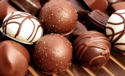 Two or Three Groupons, Each Good for One $10 Visit to Chocolate Dude Coffee & Candy (50% Off)