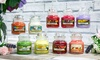 Nine Yankee Candle Small Jars