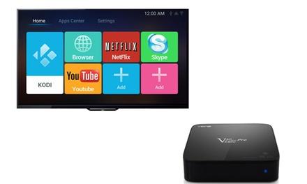Venz V10 Pro 4K HDR Android Media player