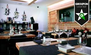 Sushid'aro: Sushid'aro: degustación gourmet de cocina japonesa para dos con maridaje de vino o cava por 58 €