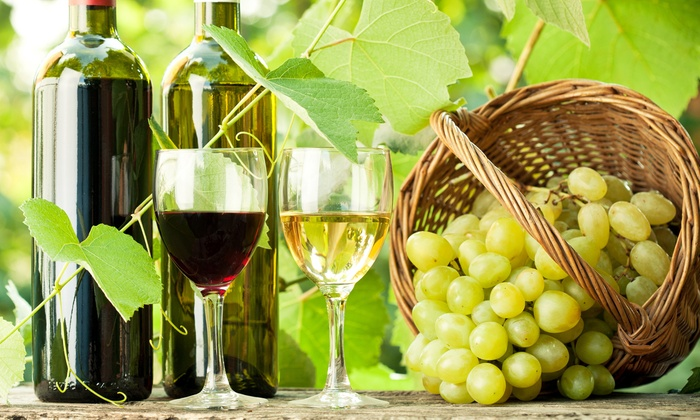 Niagara Wine Tours International - Tour Centre: Self-Guided Wine Tours for Two or Four from Niagara Wine Tours International (Up to 51% Off)