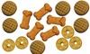 5lb Flavored Dog Biscuit Shapes : 5lb Flavored Dog Biscuit Shapes