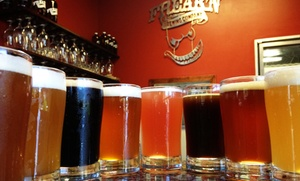 Freak'N Brewing Company: $14 for Full Taste Eight-Beer Flight for Two at Freak'N Brewing Company ($28 Value)