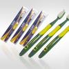 NCAA Toothbrushes (3-Pack)