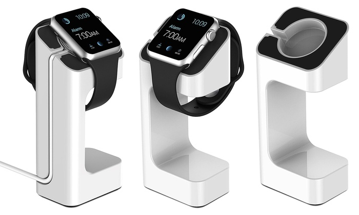 One or Two Stands for Apple Watch From £4.99