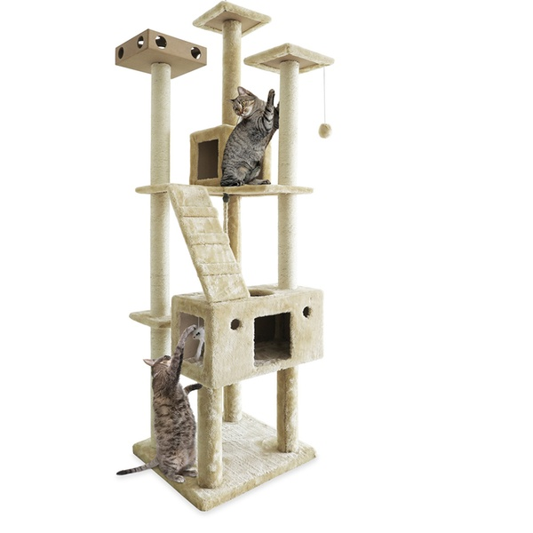 Up To 59 Off On Cat Furniture Tree Towers Groupon Goods