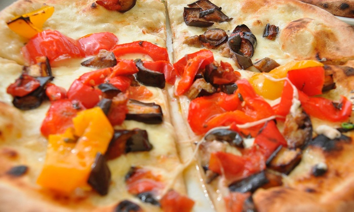 Sisson Avenue Pizza - West End: One Large Sicilian Pizza at Sisson Avenue Pizza House (50% Off)