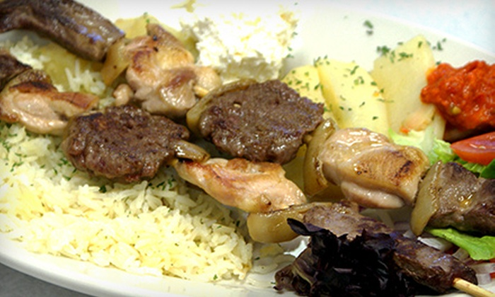 Old Bridge Cafe - Salt Lake City: $7 for $14 Worth of Bosnian Cuisine for Two or More at Old Bridge Cafe