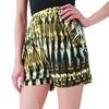 Women's Tie-Dye Printed Harem Shorts (Size L/XL)