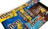 M&M's Chocolate Variety Gift Box