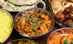 BBQ King Restaurant: Indian and Pakistani Fare for Lunch or Dinner at BBQ King Restaurant (Up to 41% Off). Three Options Available.