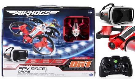 $79 for Air Hogs Official First Person Viewing Race Drone for High-Speed Flying (Don't Pay $199)