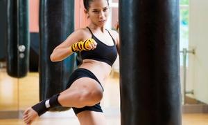 Up to 78% Off Boot-Camp, Yoga, or Kickboxing Classes at Tai-Kai Jiu-Jitsu, plus 6.0% Cash Back from Ebates.
