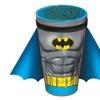 DC Comics Molded Caped Ceramic Pint Glasses