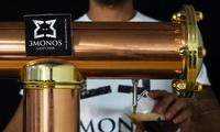 Visita guiada para 2, 4 o 6 personas con cata de 3 cervezas artesanales y picoteo desde 9,95 € en 3Monos Craft Beer
