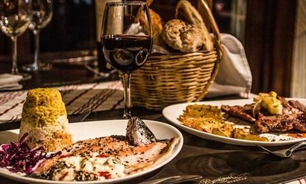 Cocina Para Dos | Cena O Almuerzo Para Dos O Cuatro En Mora Cocina Fusion Argentina