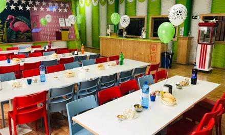 Fiesta de cumpleaños para 12 niños en Divertilandia (hasta 50% de descuento)