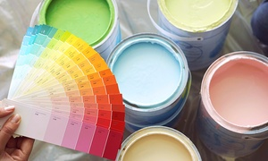 All Seasons Painting: $85 for Interior Painting for One Room from All Seasons Painting ($200 Value)