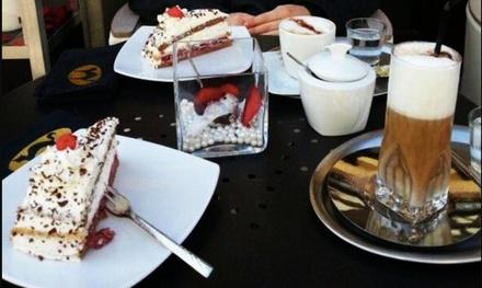 Heißgetränk nach Wahl und frisch gebackener Kuchen für 2 bis 6 Personen im Landhotel Diana (36% sparen*)