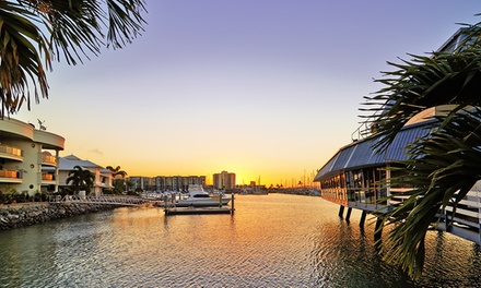 Townsville: Two or Three Queensland Stay with Wine for Two or Four at Park Regis Anchorage Townsville