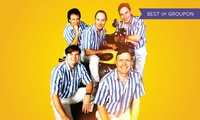 The Beached Boys: One or Two Tickets, 9 June at The Arena at Waterside, Conkers (Up to 33% Off)