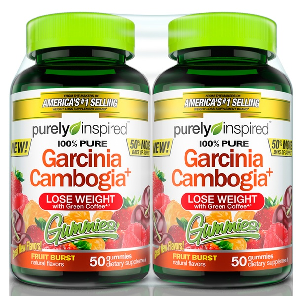Up To 55 Off On Garcinia Cambogia Fruit Gummies Groupon Goods