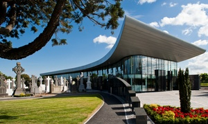 Glasnevin Museum: Glasnevin Cemetery and Museum Tour For Two or Four (Up to 50% Off)