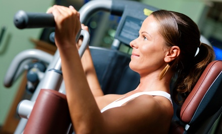 $55 for One-Month Fitness Membership at Sue's Circuit ($149 Value)