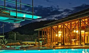 badkap: Tageskarte für 1 oder 2 Personen für die Bade- und Saunalandschaft im badkap (bis zu 50% sparen*)