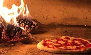 Ognisty Piec: Aromatyczna pizza 30 cm od 14,99 zł w restauracji Ognisty Piec w Gdyni (-46%)