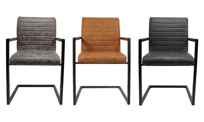 Chaise Design Industriel Kubis