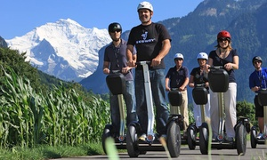 Segway of Edmonds: 90-Minute Segway Tour for Two or Four from Segway of Edmonds (Up to 59% Off)