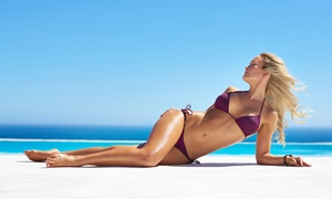 Vivid Tan: One Custom Airbrush Spray Tan at Vivid Tan (65% Off)