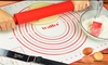 Nonstick Silicone Baking Mat with Measurements