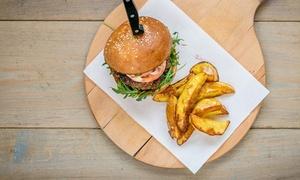 Włoska Robota: 2 dowolne burgery z frytkami za 33,99 zł i więcej opcji w Restauracji Włoska Robota (do -34%)