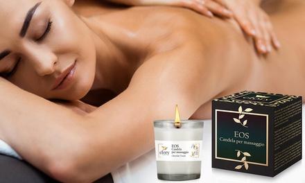 Candele cosmetiche massaggio Efory