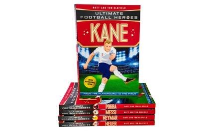 Ultimate Football Heroes Book Set