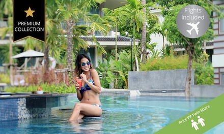 Phuket: Per Person for a SevenNight Getaway with Breakfast and Flights at 5* Mandarava Resort and Spa