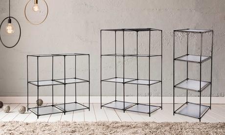 Mobili modulari disponibili in 3 modelli